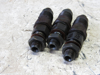 Picture of 3 Fuel Injectors off 2005 Kubota D1105-T-ES Toro 108-2866