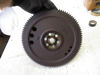 Picture of Flywheel & Ring Gear off 2005 Kubota D1105-T-ES Toro 105-3784