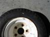 Picture of WD Trac-Gard C/T 16x6.50-8 Turf Tire on Toro 107-9059 3280D Wheel Rim