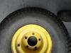 Picture of Trac-Gard C/T 20x10.00-8 Turf Tire on John Deere Rim Wheel 7500 7700 8500 8700 Mower