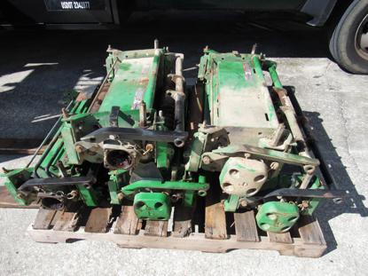 "Picture of Set of 5 John Deere 22"" x7"" Heavy Duty Reels 3235C 3225C 3235B 3225B Mower"